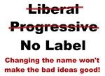 No Label bad idea