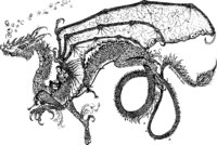 Edwina's Dragon