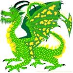 Great Green Dragon