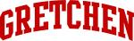 GRETCHEN (red)