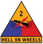 2nd Armored Division - Hell on Wheels
