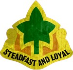 4th Infantry Division - Steadfast and Loyal - Unit