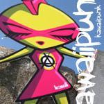 Punk Mascot