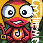 Daredevil Mascot