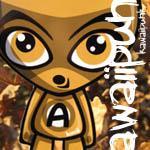 Awestruck Mascot
