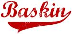 Baskin (red vintage)