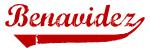 Benavidez (red vintage)