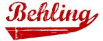 Behling (red vintage)