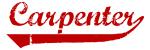 Carpenter (red vintage)