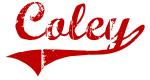 Coley (red vintage)