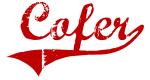 Cofer (red vintage)