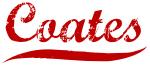 Coates (red vintage)