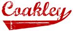 Coakley (red vintage)
