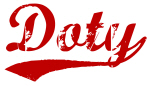 Doty (red vintage)