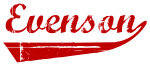 Evenson (red vintage)
