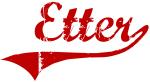 Etter (red vintage)
