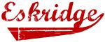 Eskridge (red vintage)