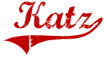 Katz (red vintage)