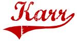 Karr (red vintage)