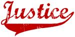 Justice (red vintage)