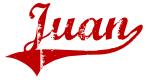 Juan (red vintage)