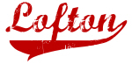 Lofton (red vintage)