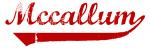 Mccallum (red vintage)