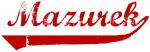Mazurek (red vintage)