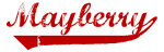 Mayberry (red vintage)