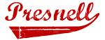Presnell (red vintage)