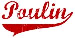 Poulin (red vintage)