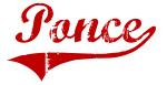 Ponce (red vintage)