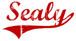 Sealy (red vintage)