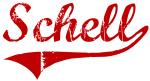 Schell (red vintage)
