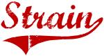 Strain (red vintage)