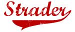 Strader (red vintage)