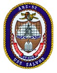 USS Salvor ARS 52 Navy Ship