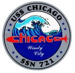 USS Chicago SSN 721 Navy Ship
