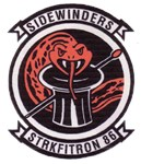 Strike Fighter Squadron VFA 86 Sidewinders US Navy
