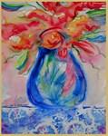 Floral, art