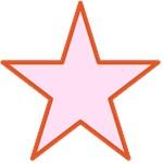Star, red, white, star!