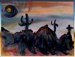 Southwest desert  art!