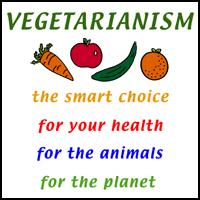 VEGETARIANISM THE SMART CHOICE
