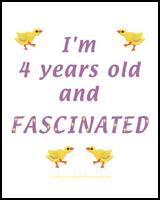 I'M 4 YEARS OLD TEES