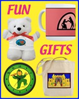 FAMILY FUN STUFF GIFTS