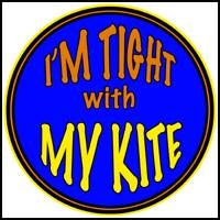 I'M TIGHT WITH MY KITE T-SHIRTS & GIFTS