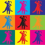 Dance Pop Art