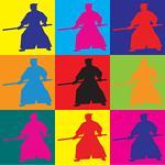Aikido Pop Art