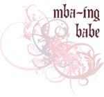 MBA-ing Babe