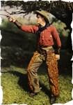 Americana Western Cowboy